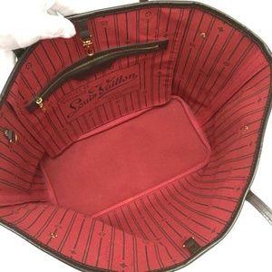 Louis Vuitton Bags - 100% Auth Louis Vuitton Damier Neverfull MM Bag